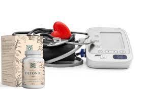 Detonic - pour l'hypertension - action - comprimés - effets