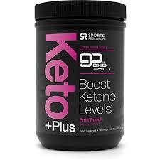 Keto Plus - pour minceur - action - comprimés - effets