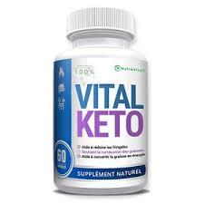 Vital Keto - pour minceur - sérum - comprimés - France