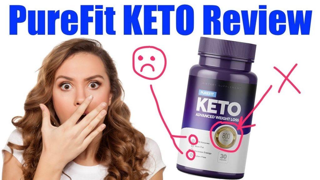 Purefit keto advanced weight loss  - forum - comprimés - action