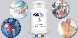Agilflex - sur les articulations - pas cher - action -composition