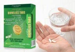 Bioveliss Tabs - Amazon - prix - avis