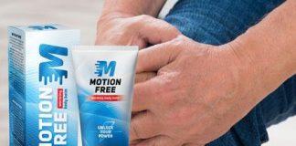 Motion Free – sur les articulations - pas cher – effets – composition