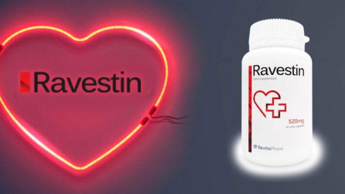 Ravestin – pour l'hypertension - prix – comment utiliser – effets